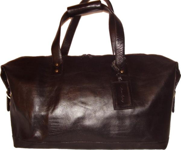 H5 - Leather Weekender