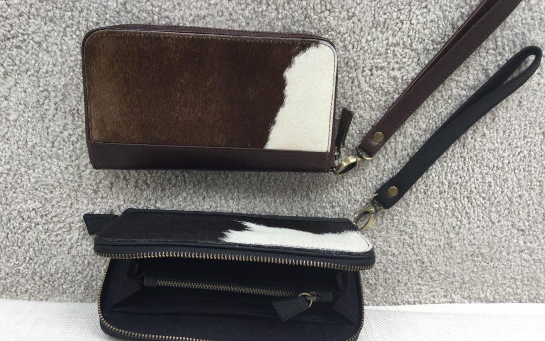The Cowhide Wallet